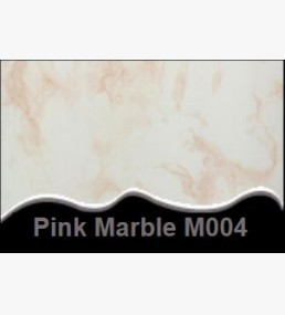 Pink Marble Internal Cladding