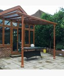 The Simplicity 6 Glass Canopy