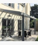 The Simplicity Alfresco Glass Canopy