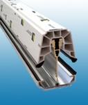 Self Support Glazing Bars & Accessories