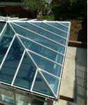Conservatory Roof Cut to Size Glass Panels