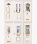 Special Offer UPVC Doors WITH FRAMES