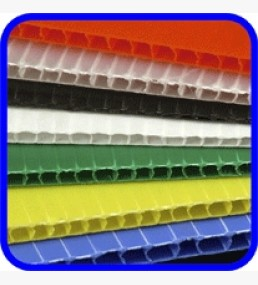 Polypropylene Sheeting Correx Polypropylene Fluted Board