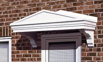 Rockingham Door Canopy & Door Canopies | Carport Canopies | LIV Supplies pezcame.com