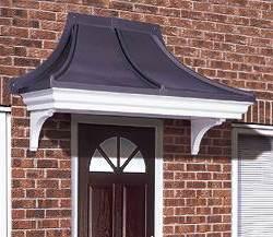 Sherbourne Door canopy & Door Canopies | Carport Canopies | LIV Supplies