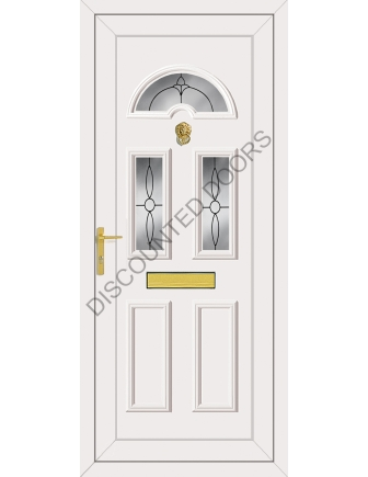 Special Offer UPVC Doors WITH FRAMES | Brussels Including Frames